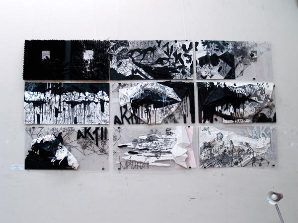 Ілюстрації до твору Жана Поля Сартра «Мухи»