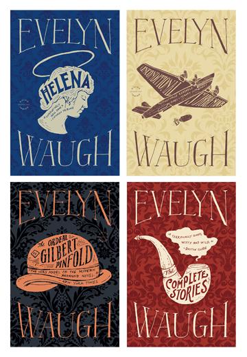 13566-Evelyn-WaughEvelyn-Waugh-series