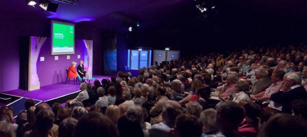 Единбурзький книжковий фестиваль 2013