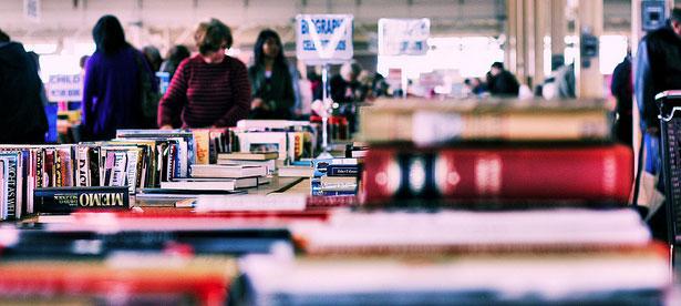 книжкова торгівля