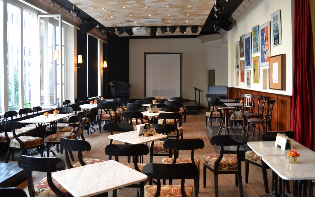 arts & cafe