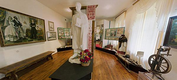 Віртуальний музей Сковороди