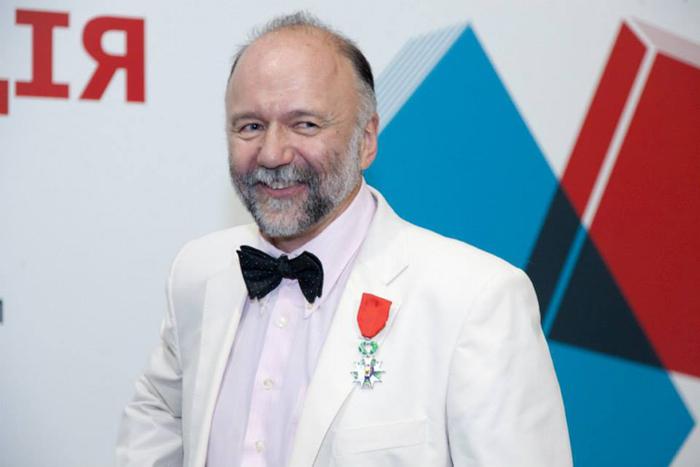 Андрій Курков та Орден легіону