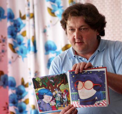 Уряд відзначив прикарпатського письменника престижною премією за твори для дітей