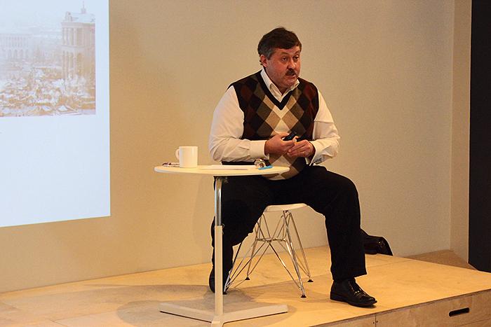 Лекція Ростислава Семківа «Античний епос: від Гомера до Вергілія»