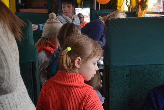 Казковий трамвай