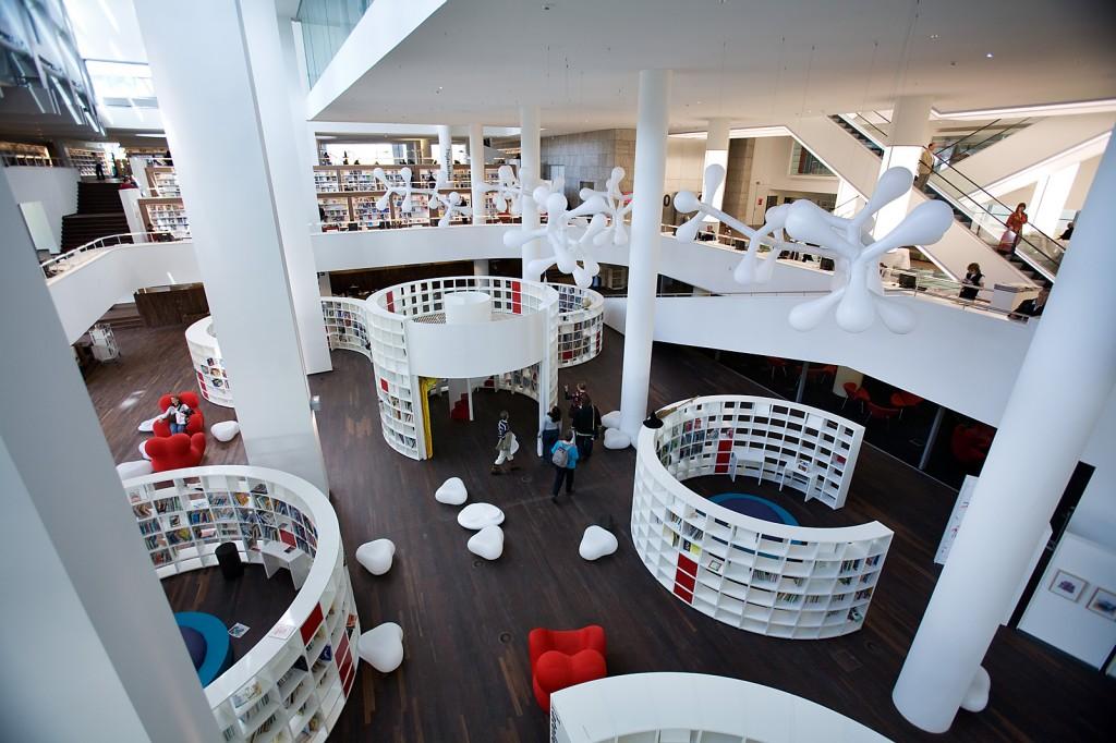 Openbare Bibliotheek Amsterdam, The Netherlands