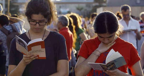 Книжкові протести на площі Таксім