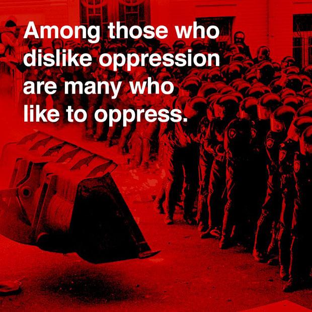 opression