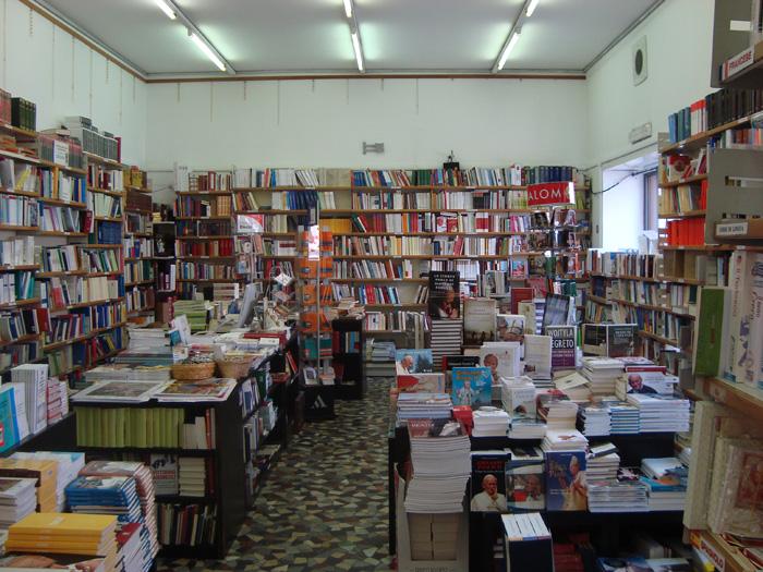 Римські канікули: книгарні Рима