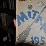 Мітла, 1955