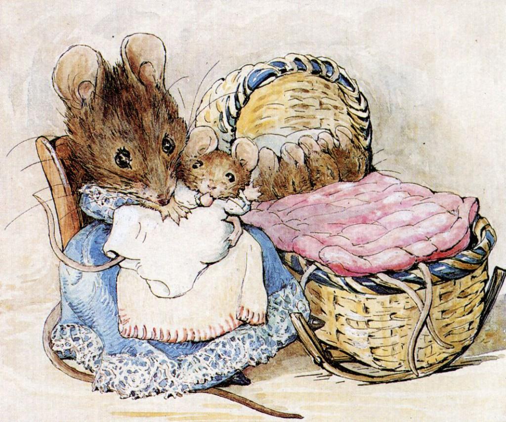 миші поттер