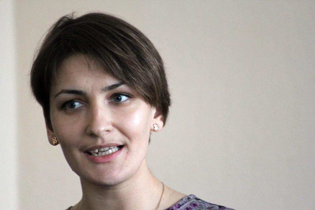 Катерина Девдера